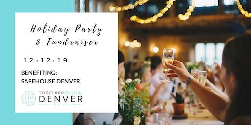 Together Digital Denver | Holiday Party + Fundraiser