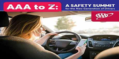 AAA to Gen Z: Teen Safety Summit tickets