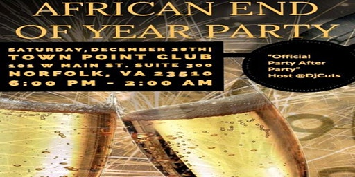 AFRICAN END OF YEAR PARTY