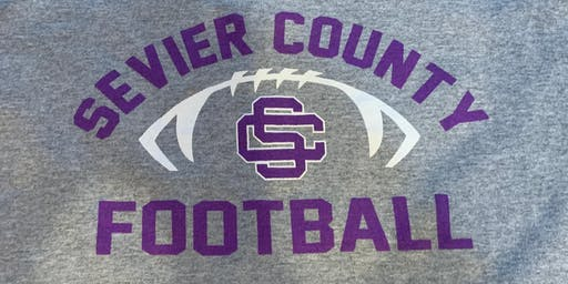 Sevier County Middle School Football Banquet
