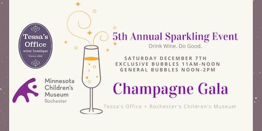 5th Annual Bubbles Tasting