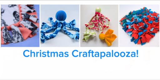 Christmas Craftapalooza!