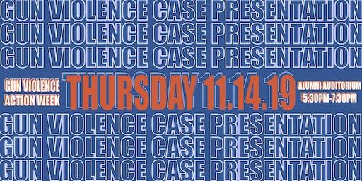 IPE Gun Violence Case Presentation
