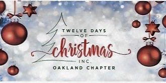 Twelve Days of Christmas Oakland ~ Party with a Purpose