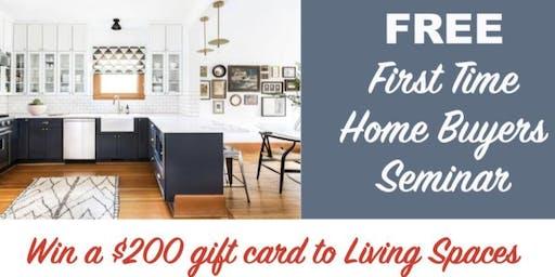 New Home Buyer Seminar