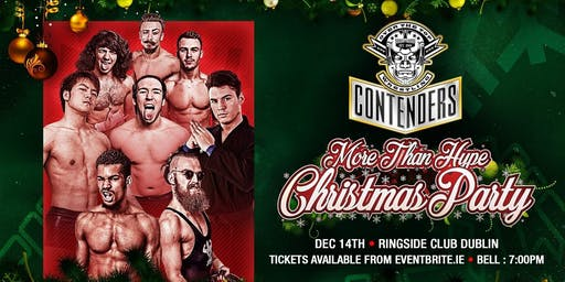 "Over The Top Wrestling Presents ""MTH Christmas Party"""