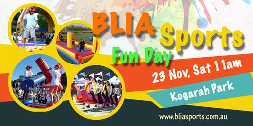 2019 BLIA Sports Fun Day