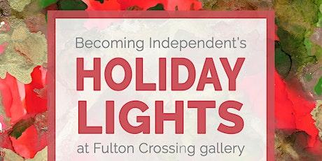 Holiday Lights Art Show tickets