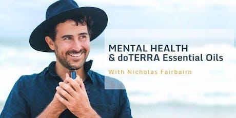Mental Health & Essential Oils Workshop tickets