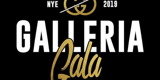 The Galleria Gala NYE Celebration at The Ballroom