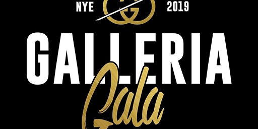 The Galleria Gala NYE Celebration at The Ballroom
