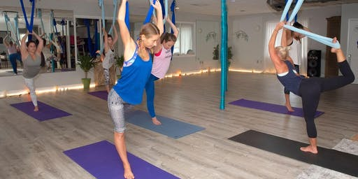 Aerial Yoga ( all levels)