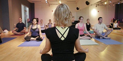 YogaMeditation Clear Your Mind (8 Classes) with Ann Hyland