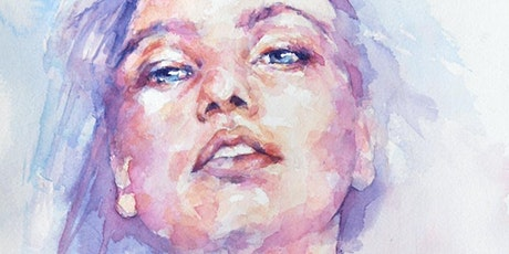 Portraits in Watercolour with Stephie Butler tickets