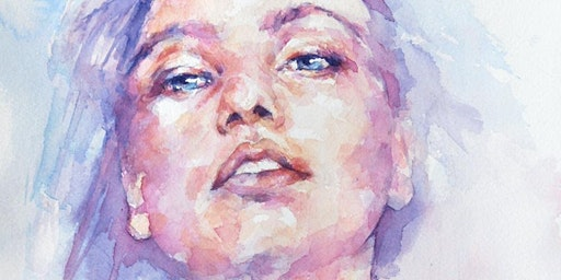 Portraits in Watercolour with Stephie Butler