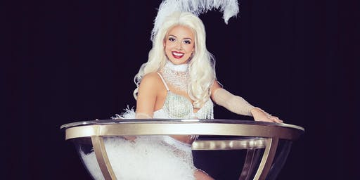 Adèle Wolf's Burlesque & Variety Show - 8th Annual New Year's Eve Bash