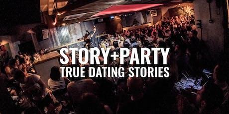 Story Party Winnipeg | True Dating Stories tickets