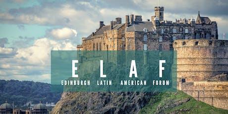 Edinburgh Latin American Forum 2020 tickets