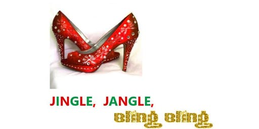Jingle, Jangle, Bling, Bling  2019