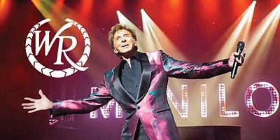 MANILOW: Las Vegas - PLATINUM - May 8, 2020