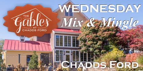 The Gables at Chadds Ford, Classy Mix & Mingle with Networking Icebreaker   191204 Lmod tickets