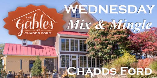 The Gables at Chadds Ford, Classy Mix & Mingle with Networking Icebreaker   191204 Lmod