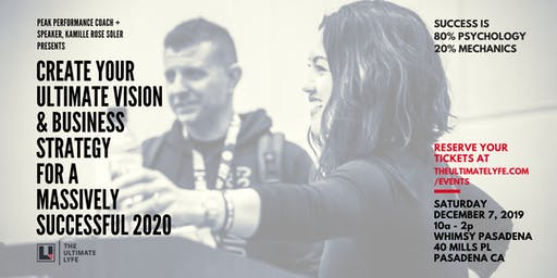 Creating Your Business Vision for 2020