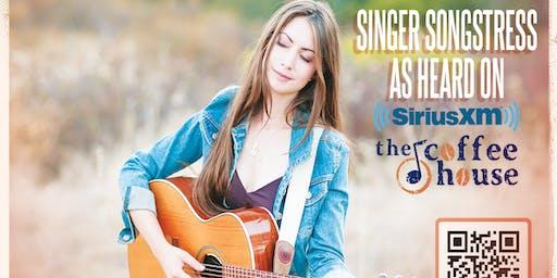 Rising Musician in Concert: Jessica Allossery