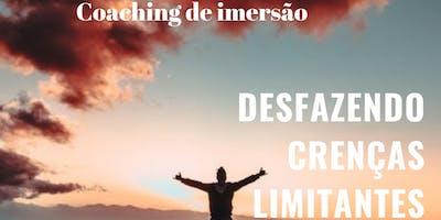 Coaching de imersão desfazendo crenças limitantes e ressignificando