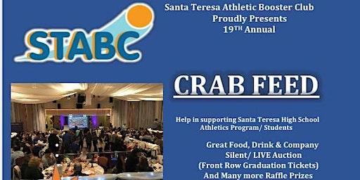 Santa Teresa Athletic Booster Club Annual Crab Feed