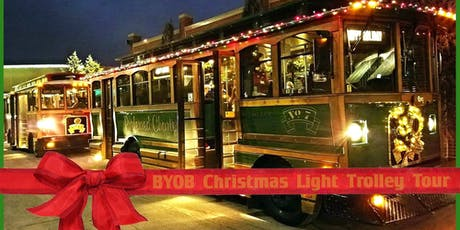 BYOB Christmas Light Bus Tour - Port Huron tickets