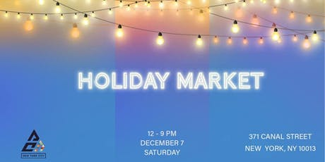 ACN NYC Holiday Market tickets