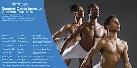 2020 Summer Dance Intensive Audition Tour tickets