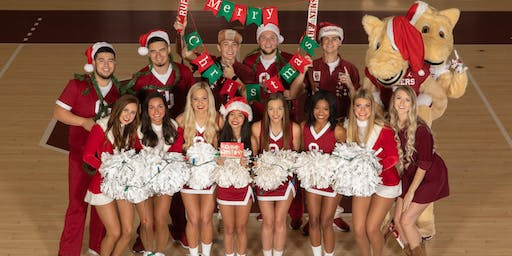 OU Junior Spirit Christmas Clinic and Performance