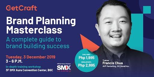 Brand Planning Masterclass