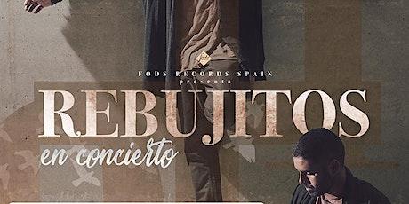 REBUJITOS EN CONCIERTO  en Arganda (Madrid) entradas