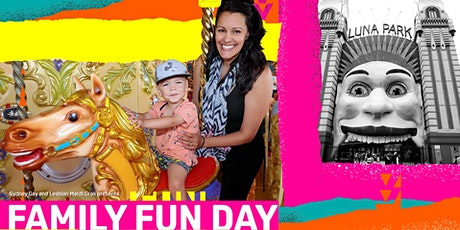Mardi Gras Family Fun Day tickets