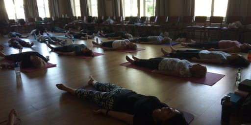 Yoga Retreat at Joys of Life North Wales