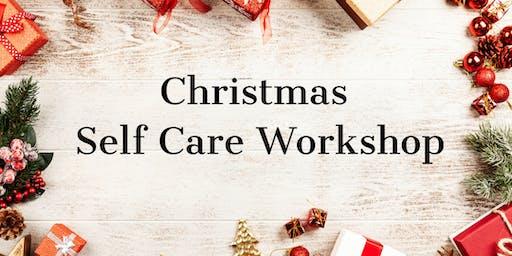 Christmas Self Care Workshop