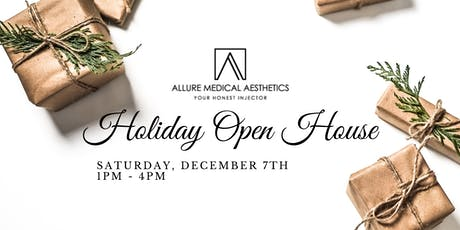 Allure Holiday Open House tickets