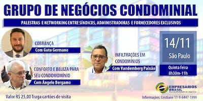 14-11 Grupo de negócios Condominial