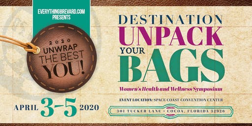 Destination Unpack Your Bags - 2020 Unwrap the BEST You