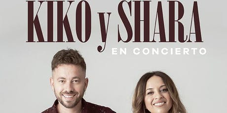 KIKO & SHARA en concierto en Arganda del Rey (Madrid) tickets