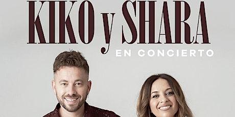 KIKO & SHARA en concierto en Arganda del Rey (Madrid) entradas