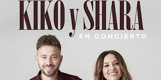 KIKO & SHARA en concierto en Arganda del Rey (Madrid)