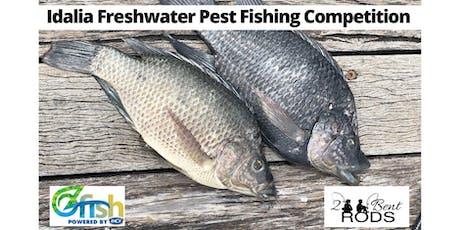 Idalia Freshwater Pest Fishing Competition tickets
