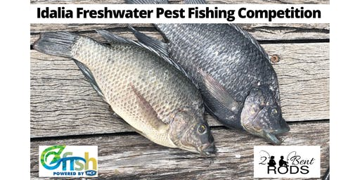 Idalia Freshwater Pest Fishing Competition