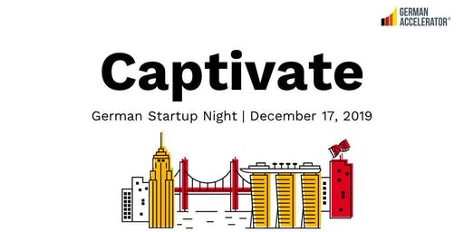 German Startup Night: Captivate