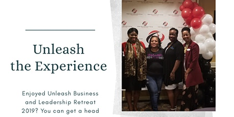 Unleash-The Experience tickets