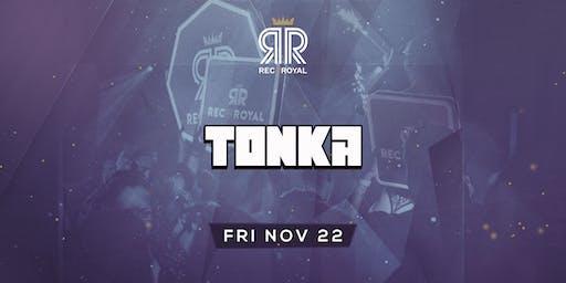 Royal Fridays @ Rec & Royal w/ DJ Tonka
